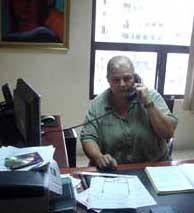 Poeta y periodista cubana
